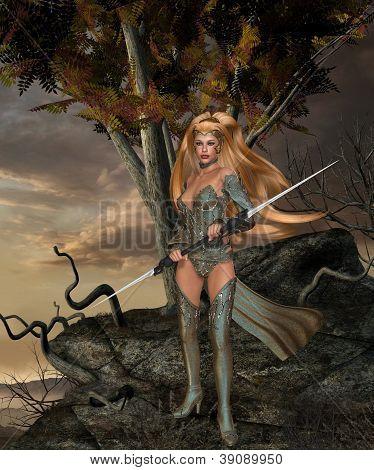 Warrior's Rock