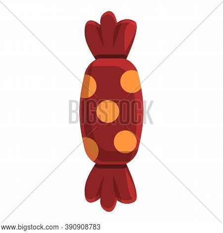 Cozy Home Bonbon Icon. Cartoon Of Cozy Home Bonbon Vector Icon For Web Design Isolated On White Back