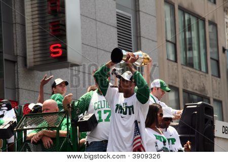 Celtics Parade