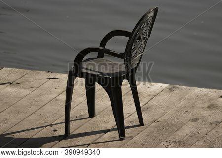 Abandoned Plastic Chair Abandoned Plastic Chair Abandoned Plastic Chair