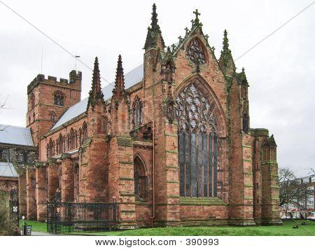 Carlisle Cathedral 3