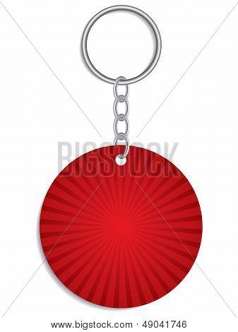 Red Keyholder