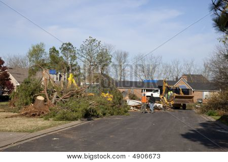 Tornado Clean Up