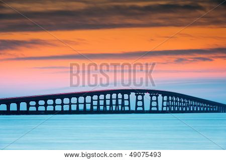 Outer Banks North Carolina Herbert C. Bonner Bridge