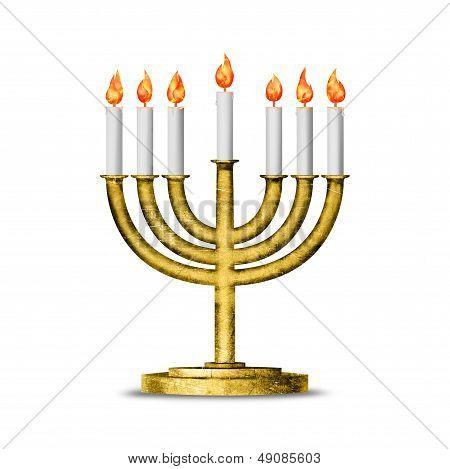 Hanukkah y todo lo relacionado