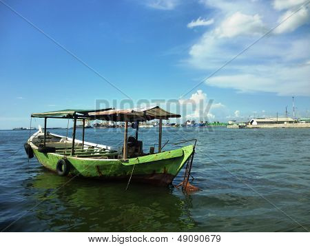 harbor tanjung mas