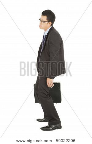 Jobless Businessman Feel Depression And Depression