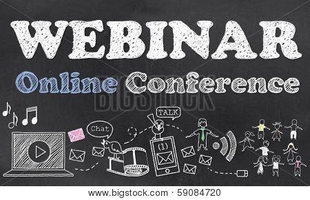 Webinar Online Conference