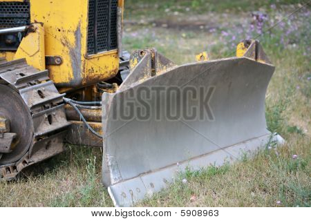 Bull Dozer Plow