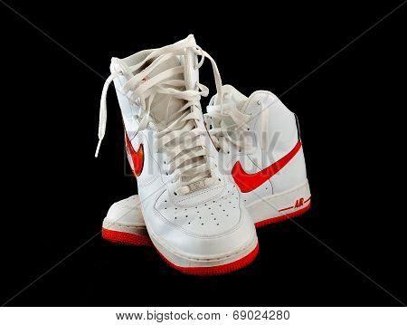 High-top Classic Nike Af-1 Basketball Shoes Sneakers