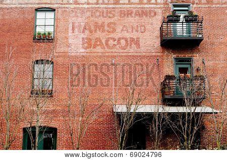 Hams And Bacon