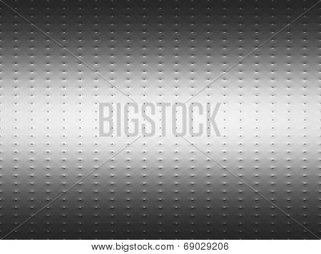 Perforated Metal Pipe Background