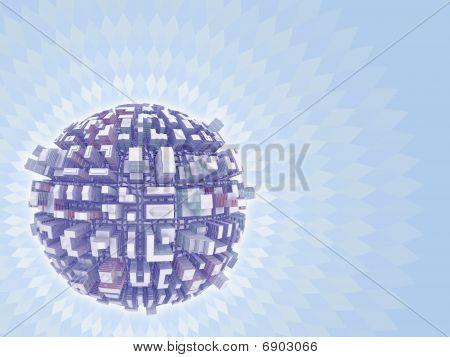 City planet