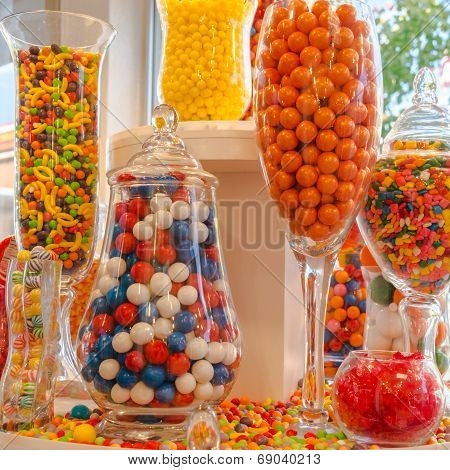 Confectionery Sweet Shop Candies