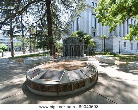 California Peace Officers' Memorial