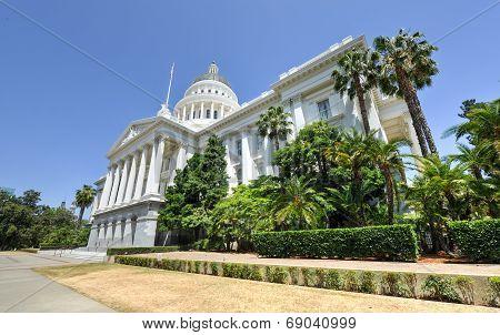 Sacramento Capitol Building, California