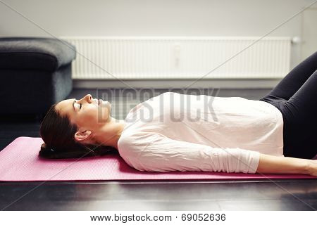 fit young woman image  photo free trial  bigstock