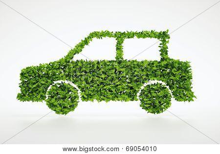 3d Ecology industry symbol