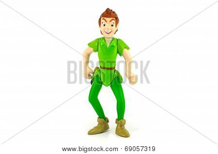 Peter Pan character