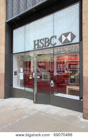 Hsbc Bank, New York