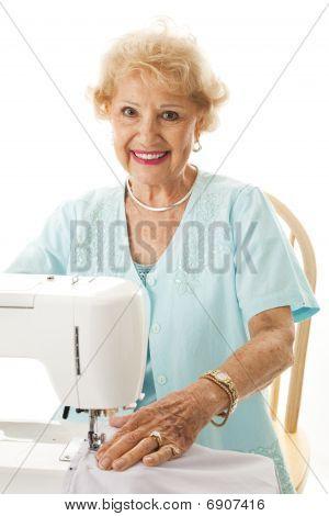 Senior Seamstress