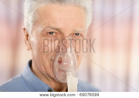 portrait of an elder man