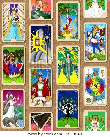 Tarot pattern