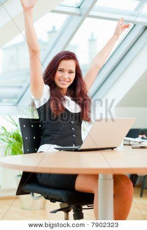 Jubilating Clerk
