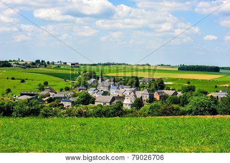 Old Ardennes Village