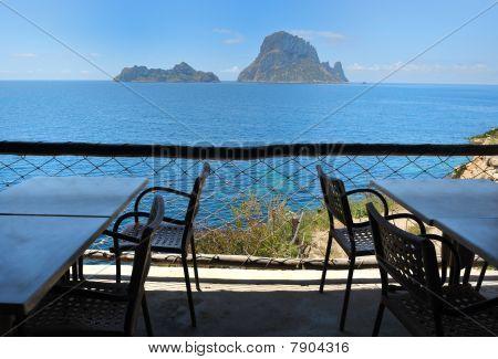 Es Vedra Cala D'hort, Ibiza Spain