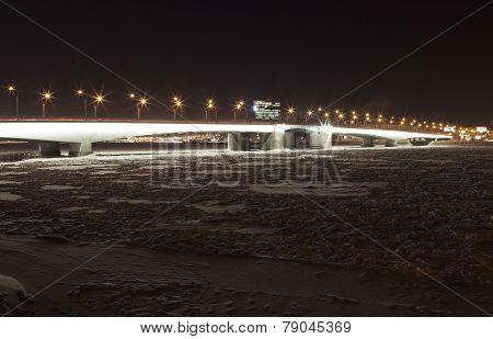 Alexander Nevsky Bridge (St. Petersburg)