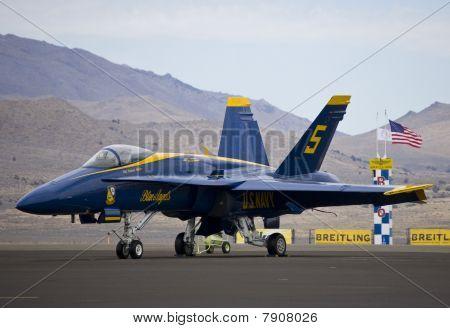 Blue Angels F/A-18 Air Show #5