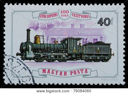 Centenary Of Gyor-sopron Railway