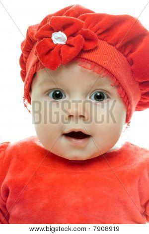 Loving Baby Girl