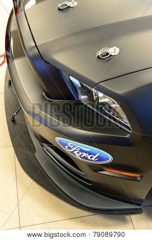 Ford Mustang SHO