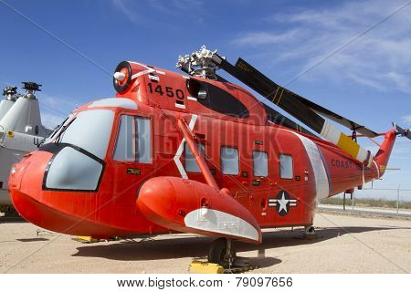 Sikorsky Hh-52A Seaguard Utility