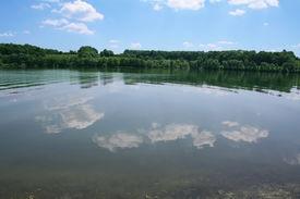 Reservoir De La Liez.