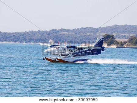 Seaplane Landing