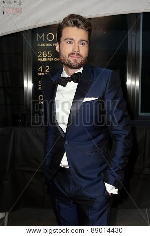 NEW YORK-APR 21: Mashable CEO Pete Cashmore attends the 2015 Time 100 Gala at Frederick P. Rose Hall, Jazz at Lincoln Center on April 21, 2015 in New York City.