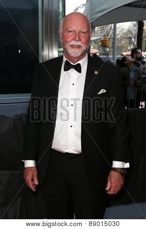 NEW YORK-APR 21: Biochemist/geneticist/entrepreneur Craig Venter attends the 2015 Time 100 Gala at Frederick P. Rose Hall, Jazz at Lincoln Center on April 21, 2015 in New York City.