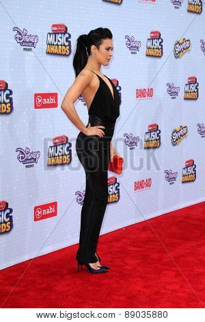LOS ANGELES - APR 25:  Rumer Willis at the Radio DIsney Music Awards 2015 at the Nokia Theater on April 25, 2015 in Los Angeles, CA