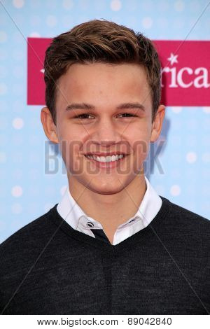 LOS ANGELES - APR 25:  Gavin Macintosh at the Radio DIsney Music Awards 2015 at the Nokia Theater on April 25, 2015 in Los Angeles, CA