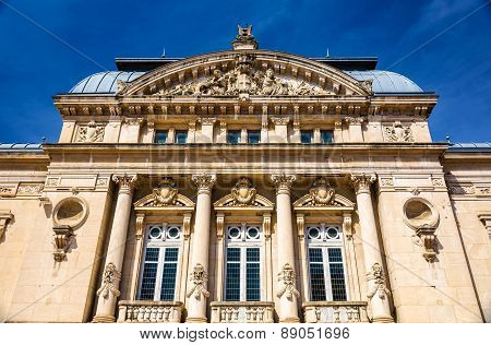 Municipal Theatre Of Bourg-en-bresse - France, Rhone-alpes