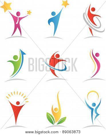 harmony logos and icons