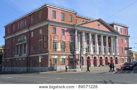Estate of Count Alexei Ivanovich Musin-Pushkin