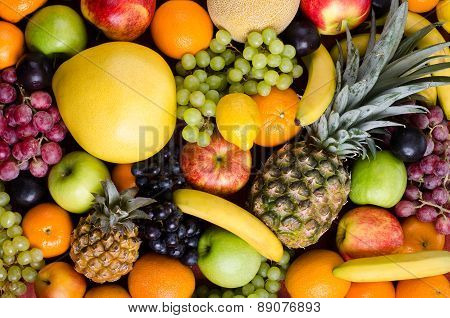 Still Life Multifruit