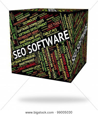 Seo Software Represents Programs Freeware And Optimized