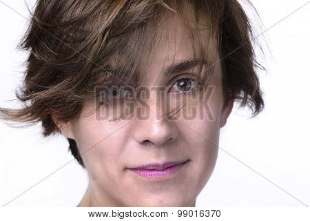 Close Up Portraiture.