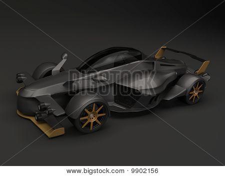 Tramontana R supercar