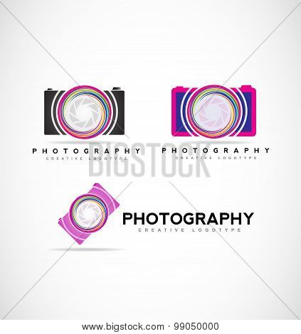 Camera Photography Logo